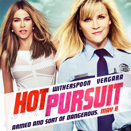 Movie cover featuring Sophia Vergara and Reese Witherspoon in staring roles. Photo located at www.leitersburgcinemas.com.